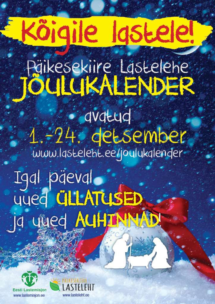 Joulukalender_reklaam_2017
